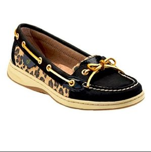 Sperry Top Sider Angelfish Shimmer Boat Shoe